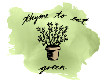 thyme to eat green